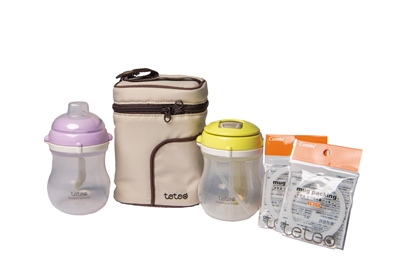 Combi Mug & Cup Set with Travel Case