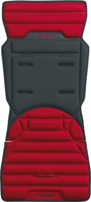 F2 Seat, Red
