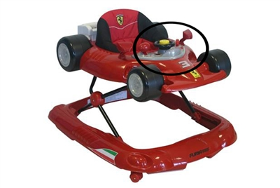 Ferrari F1 Toy Tray